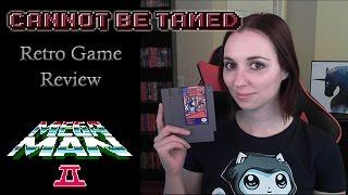 Game | Mega Man 2 NES Retro Game Review | Mega Man 2 NES Retro Game Review