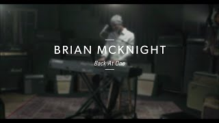 "Brian McKnight ""Back At One"" At Guitar Center"