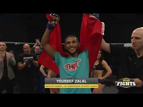 LFA56 Highlights: Hubbard vs Mota