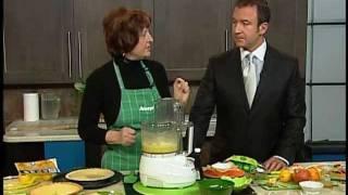 Meyer Lemon Pie And Orange-avocado & Onion Salad - Ctv Edmonton (jan. 20, 2012)
