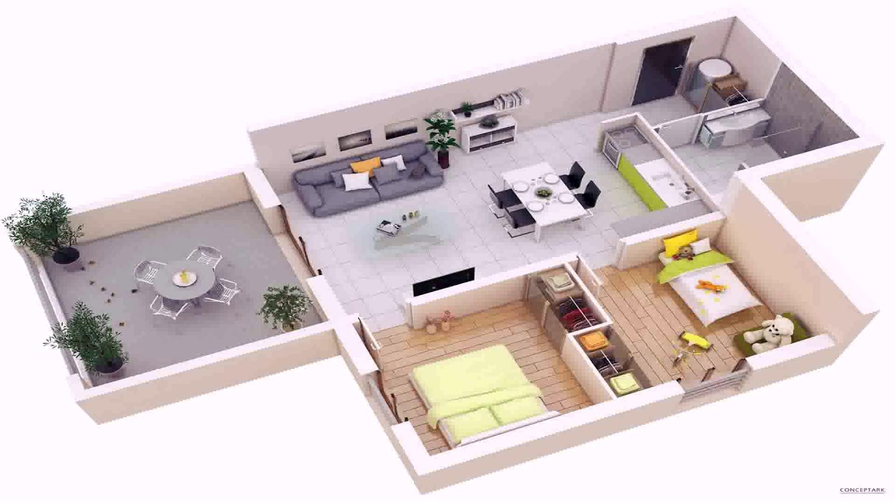 2 Bedroom Bungalow House Designs Philippines Youtube