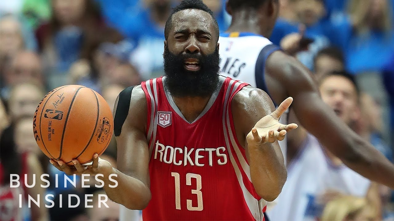 5b6051920fcb NBA Ref Explains Why The James Harden Step Back Isn t Traveling ...