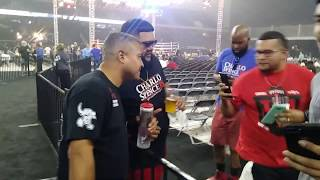 Robert Garcia talks Robert Easter strengths &fighter losing 80 lbs 2 fight