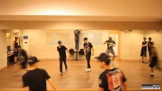 Kim Hyun Joong - Unbreakable (dance practice) mirrorDV