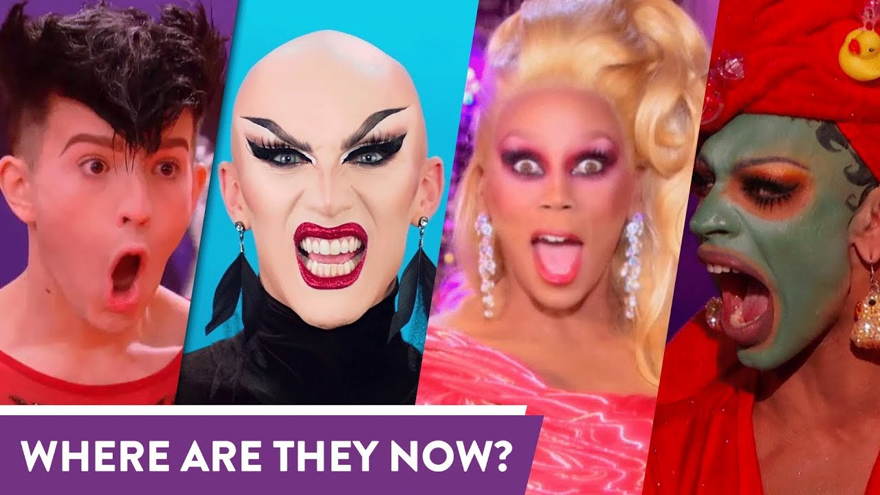 RuPaul Drag Race Winners: What Really Happened With Them?  ⭐ OSSA Radar