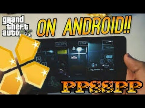 GTA V On PPSSPP Android | 17 MB Very Highly Compressed | #DTLGame