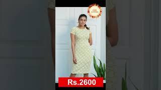 Casual short frock / Online shopping #short