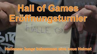 Hall of Games Eröffnungsturnier - Eine neue Stätte für die Community aus Halle