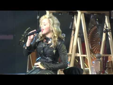 Madonna Masterpiece Live Montreal 2012 HD 1080P