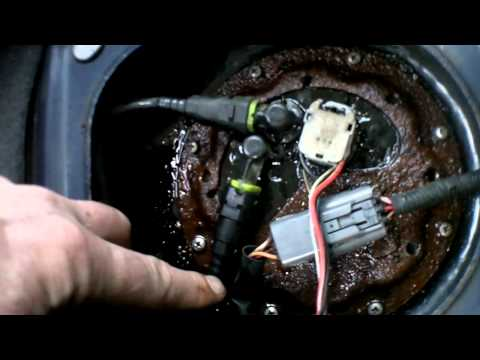 [DIAGRAM_1CA]  Mazda Protege5 ,Protege,Familia.Fuel pump-sending unit repla - YouTube | Mazda Protege Fuel Filter Location |  | YouTube