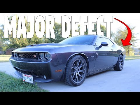 Major Dodge Challenger Defect Nobody Knows About...