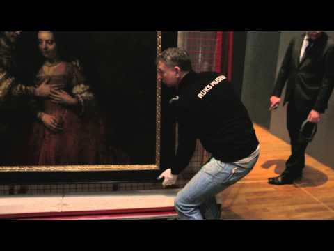 Weer terug in het Rijksmuseum:  'Het Joodse Bruidje'