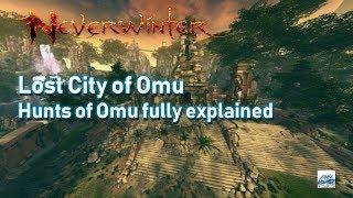 Neverwinter: Hunts of Omu fully explained - Lost City of Omu