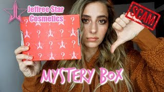 JEFFREE STAR VALENTINE'S DAY MYSTERY BOX UNBOXING SCAM??