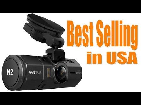 1080P Dual Lens Dash Cam Review - VanTrue N2