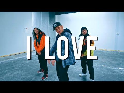 Joyner Lucas - I Love    Chapkis Dance   Greg Chapkis Choreography
