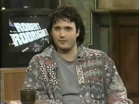 Robert Rodriguez on Later 1996