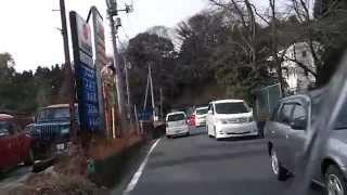 V-ストローム650ABS ツーリング JR入山瀬駅~道の駅富士 20150125