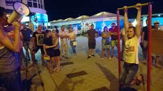 Турник лохотрон победа Анапа 2017