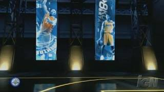 NBA Live 06 Xbox 360 Gameplay - Play While It Loads
