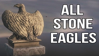 Sniper Elite 4 - ALL Stone Eagles - A Bird in the Hand Trophy/Achievement guide