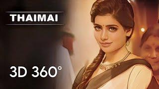 Thaimai - Theri 3D Surrounding Song [1080p]