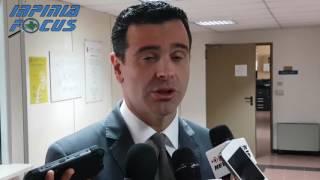 Bonifica Isochimica, la soddisfazione del presidente della Commissione Ambiente Gianluca Festa