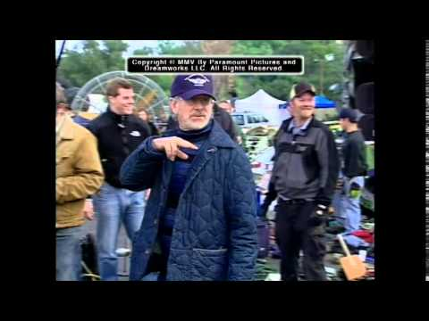 War of the Worlds - Behind the Scenes Footage