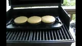 Grilled Pancakes