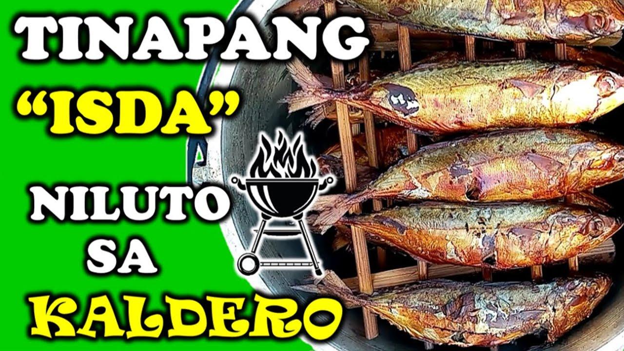Download TINAPA / SA KALDERO NILUTO / HOMEMADE SMOKEFISH RECIPE