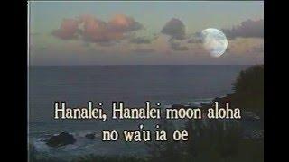 Hawaiian Karaoke - Hanalei Moon