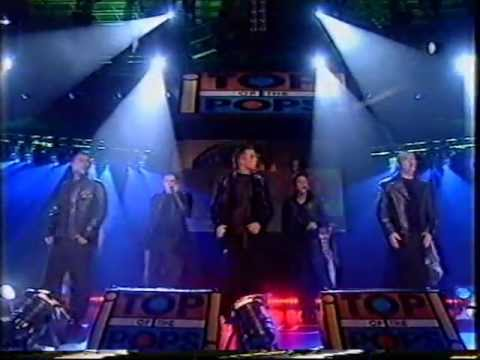 5ive - Don't Wanna Let You Go live on TOTP