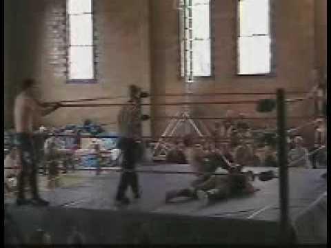 """Uprising"" Jeremy Hadley & Luis Rojas vs. ""Section..."