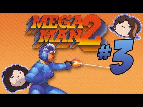 Mega Man 2: Ash Man - PART 3 - Game Grumps