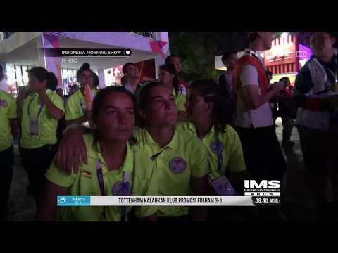 Welcoming Night Juga Digelar Di Palembang Untuk Membuka Asian Games 2018