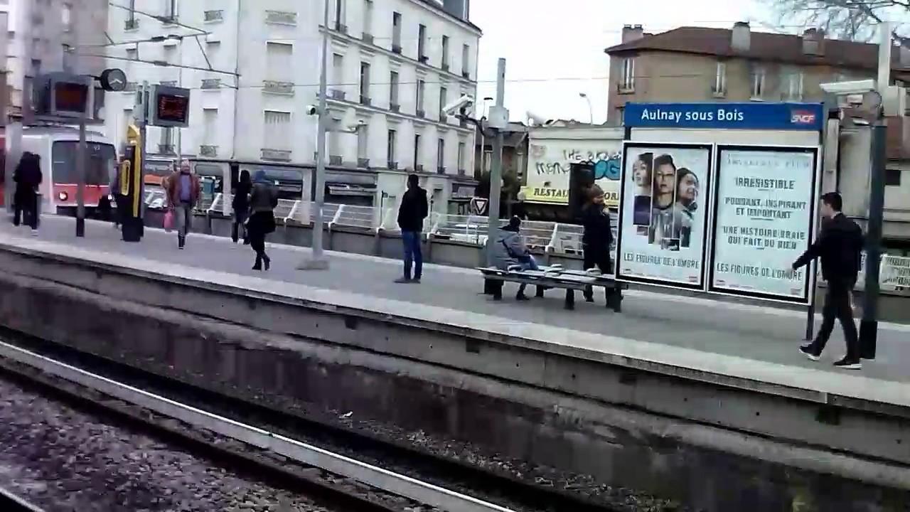 [Paris] AulnaysousBois  ERBE  MI84 (RER B)  YouTube