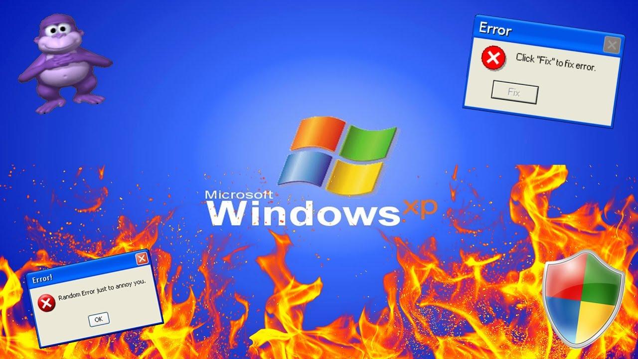 Destroying Windows Xp With Viruses Doovi