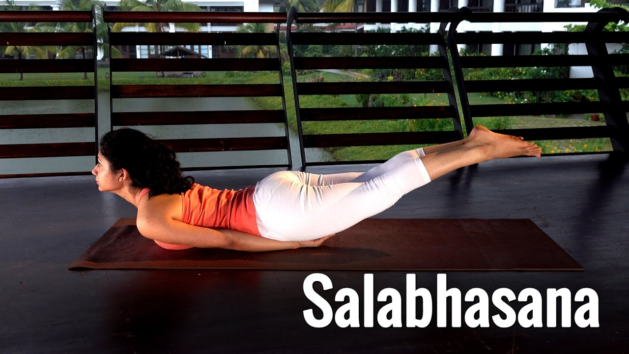 Information Of Salabhasana