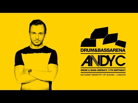 Andy C - Live at Drum & Bass Arena 11th Birthday - 2007