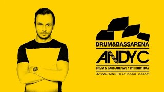 andy c   live at drum bass arena 11th birthday   2007