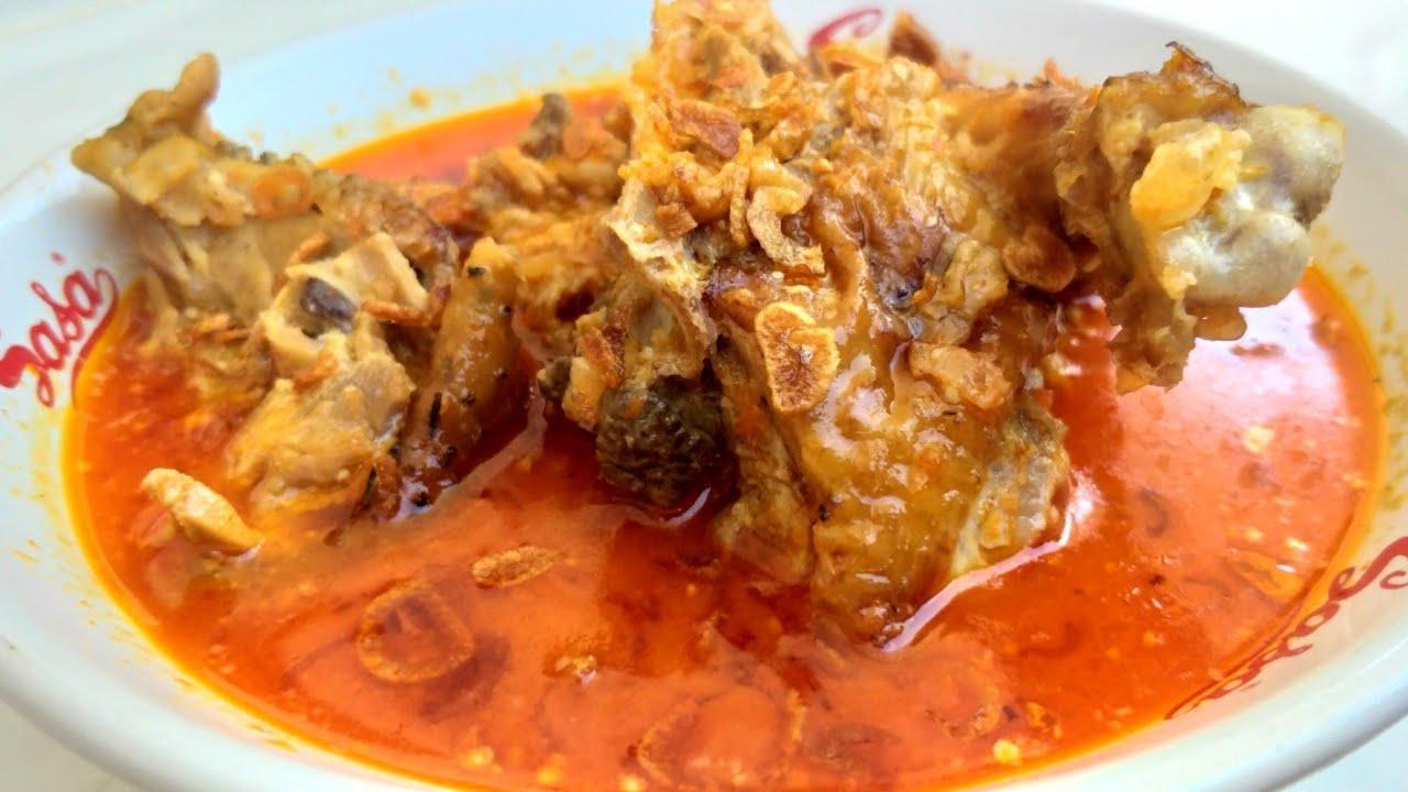 Resep Tolotoh Ayam Kampung Khas Masakan Madura Youtube
