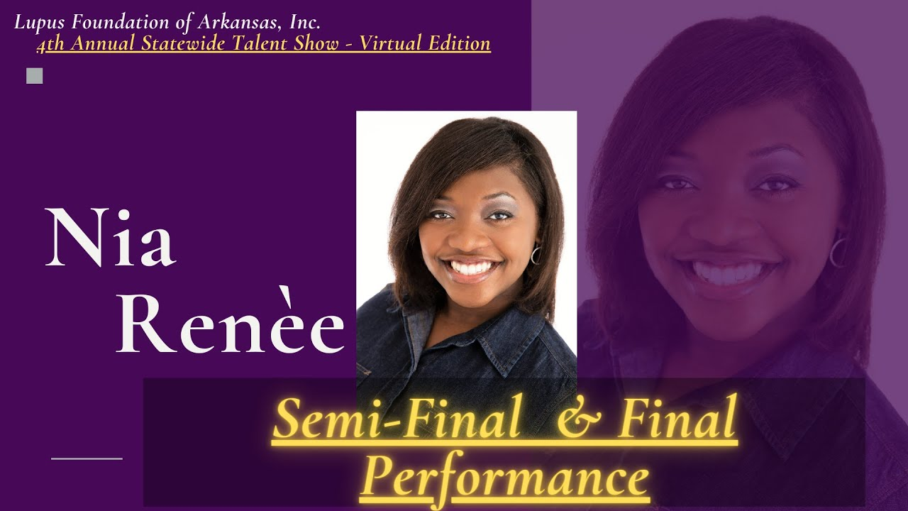 4th Annual Statewide Talent Show - Virtual Edition (FINAL PERFORMANCES)