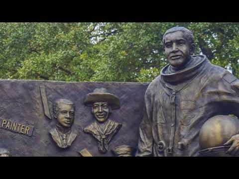 Texas Comptroller Employees Honor African American Texans