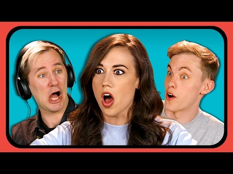 YOUTUBERS REACT TO YOUTUBE TV COMMERCIAL