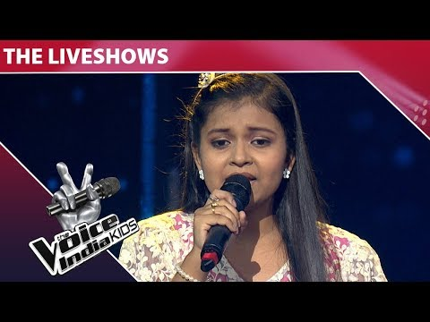 Niharika Nath  Performs On Luka Chuppi | The Voice India Kids | Episode 20