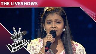Niharika Nath  Performs On Luka Chuppi | The Voice India Kids | Episode 20