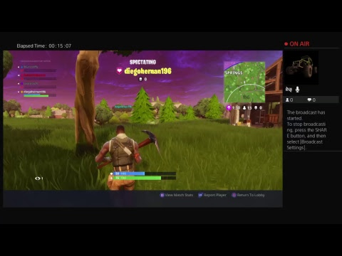 Fortnite!!! Trying to win first place!!! I'm confident!!!