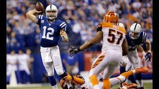 Top 10 Andrew Luck Career Plays