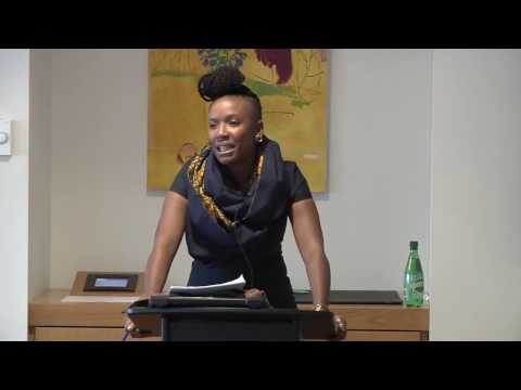 "Professor Tendayi Achiume on ""International Law and Xenophobic Anxiety"""