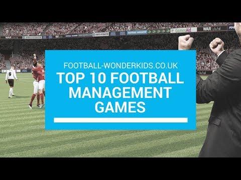 Top Football Management Games